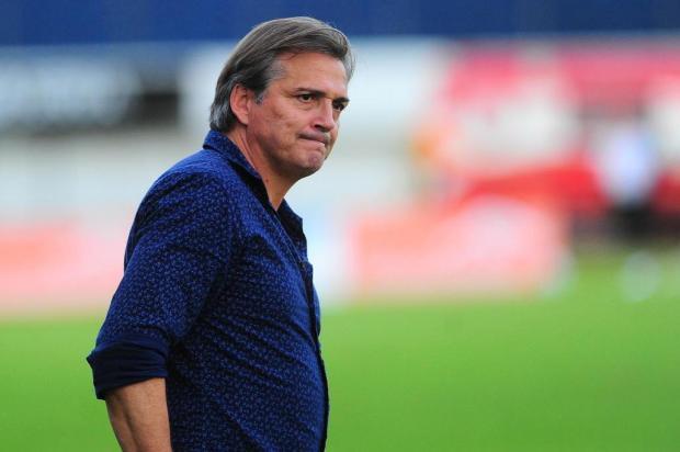 Técnico Luiz Carlos Winck deixa o comando do Caxias após três temporadas Porthus Junior/Agencia RBS