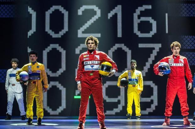 """3por4: Caxias terá sessões de """"Ayrton Senna, o Musical"""", no Cinépolis Reprodução/Reprodução"""