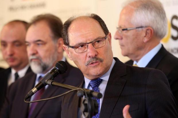 Governador designa grupo para negociar aliança com partidos para as eleições Luiz Chaves/Palácio Piratini/Divulgação