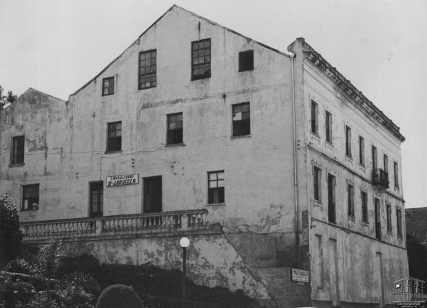 Memória: Casa de Negócios de Stefano Luigi Alberti Acervo Arquivo Histórico Municipal João Spadari Adami / divulgação/divulgação
