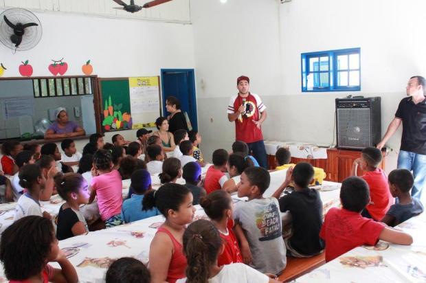 3por4: Rapper Chiquinho Divilas prepara projeto em escolas de Caxias do Sul Acervo pessoal/Acervo pessoal