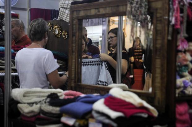 Falta de frio prejudica vendas nos primeiros dias do Festimalha, em Nova Petrópolis Marcelo Casagrande/Agencia RBS