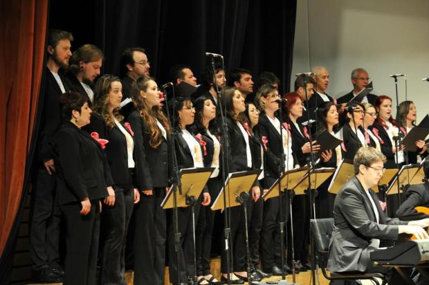3por4: Coro da UCS fará concerto de 50 anos em Caxias Claudia Velho/Divulgação