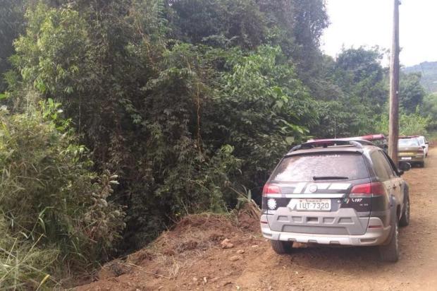 Corpo é encontrado no Rio Taquari, em Santa Tereza Rádio Difusora/Divulgação