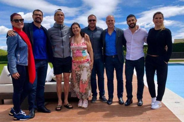 16a7cdab3a3b1 Família de Cristiano Ronaldo fecha parceria para abrir restaurante em  Gramado Ilena Pinto/divulgação