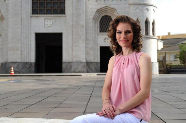 Conheça Priscila Duarte da Silva, candidata a rainha da Festa da Uva Diogo Sallaberry/Agencia RBS