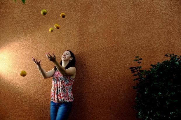 Novo livro de Maristela Scheuer Deves conta mistério do sumiço de todas as bergamotas dos pomares Lucas Amorelli/Agencia RBS