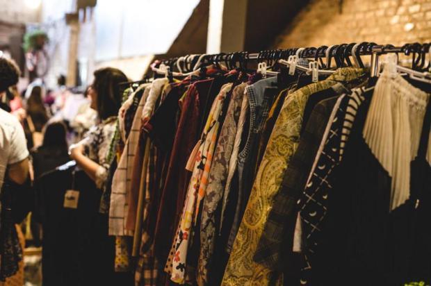 3por4: Brick de Desapegos é uma das atrações do Mercado Chic Boutique, em Caxias Brick de Desapegos/Divulgação