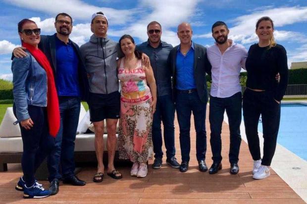Nome de restaurante de Gramado homenageará a mãe de Cristiano Ronaldo Ilena Pinto/divulgação