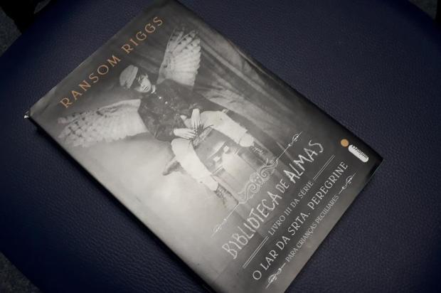 """Dica de livro: """"Biblioteca de Almas"""", de Ransom Riggs Maristela Deves/Agencia RBS"""