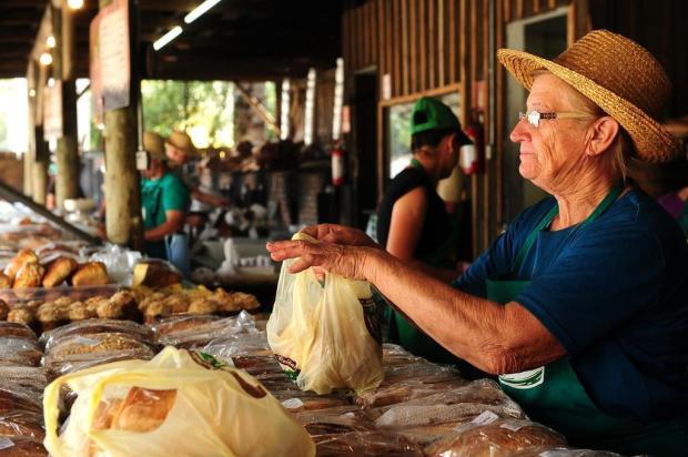 Com entrada gratuita e café colonial por R$ 35, Festa da Colônia de Gramado se encerra no domingo Diogo Sallaberry/Agencia RBS
