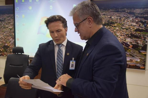 Presidente da Câmara de Vereadores de Caxias não atende ao convite do prefeito para reunião sobre o Plano Diretor Felipe Padilha/Divulgação