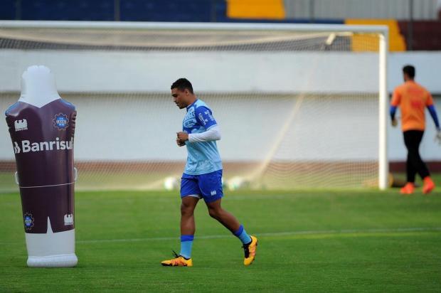Intervalo: Caxias tem que vencer o Nova Iguaçu Felipe Nyland/Agencia RBS