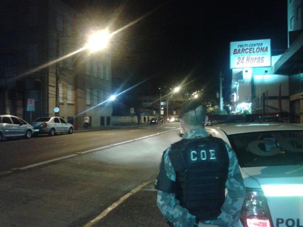 Brigada Militar interdita evento por perturbação de sossego no interior de Caxias Brigada Militar / Divulgação/Divulgação