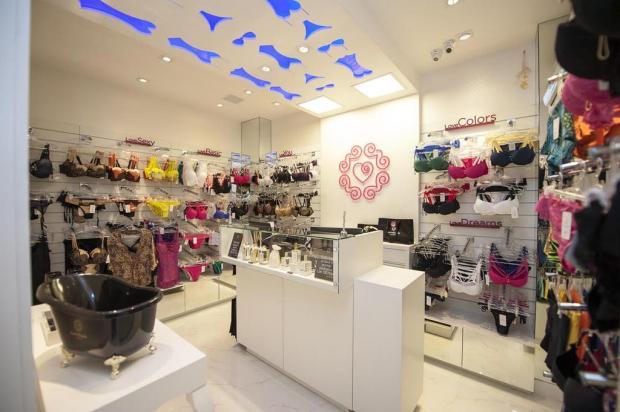 Izadora Piccoli inaugura terceira loja da rede de lingerie e moda íntima Loveback Daniel Hendler/divulgação