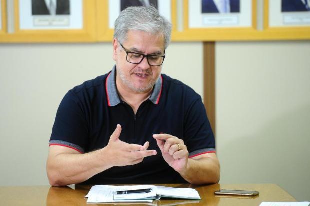 Críticas irritam presidente da Câmara Municipal de Caxias do Sul Diogo Sallaberry/Agencia RBS