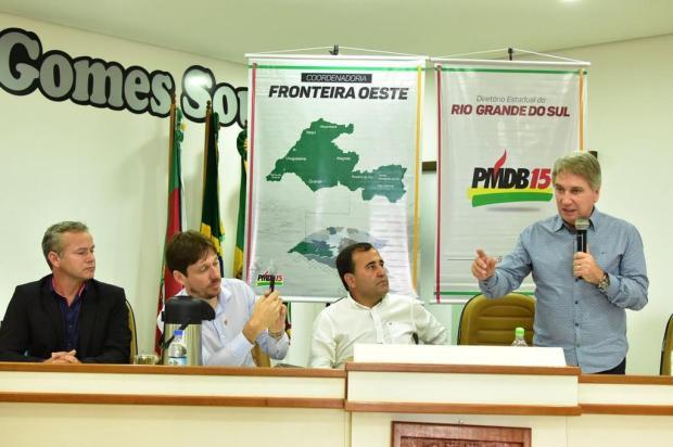 Pré-candidatura de Rigotto ganha força no PMDB Paulo Eliezer/Divulgação
