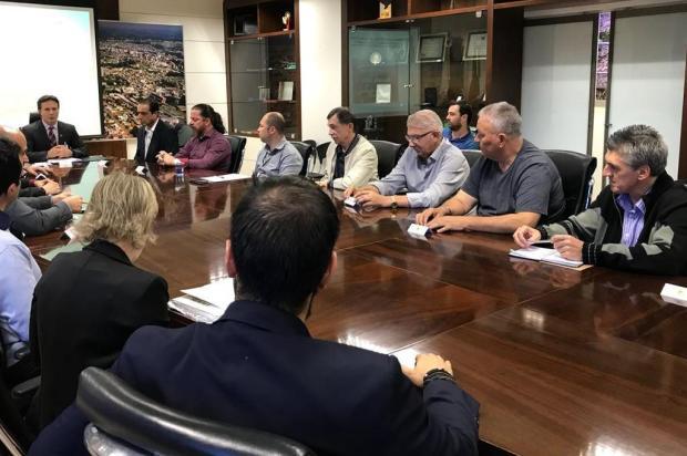 Apenas sete vereadores vão a reunião convocada pelo prefeito de Caxias do Sul André Tajes/Agencia RBS