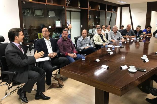 Quórum é baixo, mas reunião do prefeito de Caxias sobre Plano Diretor tem boa avaliação André Tajes/Agencia RBS