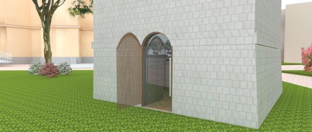 Santuário de Caravaggio terá Centro de Atendimento ao Turista Reprodução prefeitura de Farroupilha/Divulgação