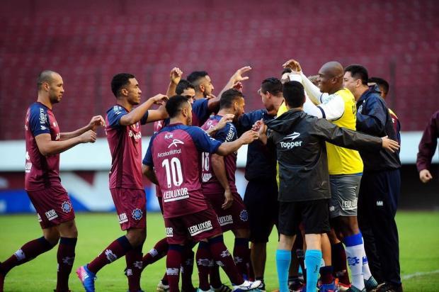 Caxias trata próxima rodada como decisiva para a classificação à segunda fase Diogo Sallaberry/Agencia RBS