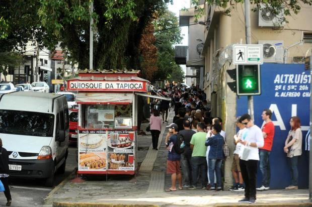 Cerca de 600 pessoas devem ser atendidas no último dia de regularização do Título Eleitoral em Caxias Lucas Amorelli/Agencia RBS