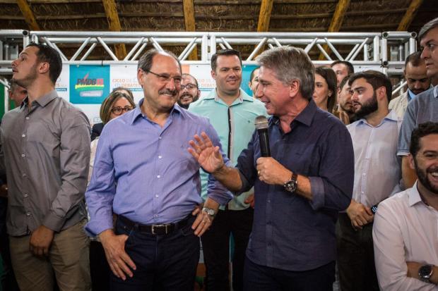 Série de encontros em defesa das candidaturas de Sartori e Rigotto culmina em Caxias do Sul Natanael Engel, Divulgação/