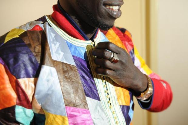 3por4: África é tema de encontro que mistura moda, dança, literatura e música em Caxias Diogo Sallaberry/Agencia RBS