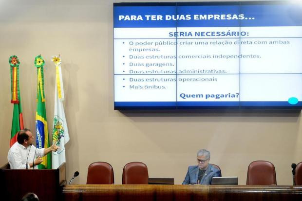 """Transporte coletivo: """"Estamos fazendo o papel da prefeitura"""", diz presidente de associação de passageiros de Caxias Diogo Sallaberry/Agencia RBS"""
