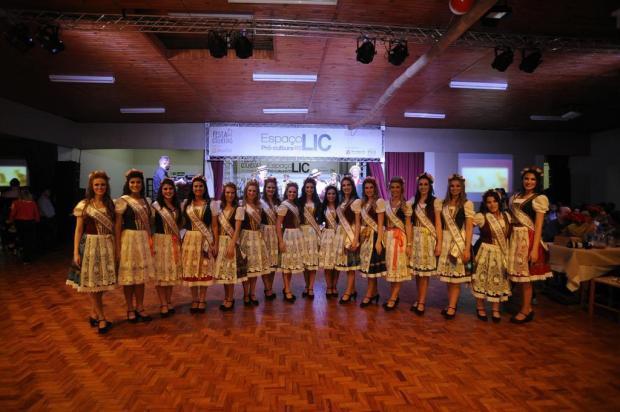 Maioria das candidatas a rainha da Festa da Uva torce para o Juventude, veja lista Marcelo Casagrande/Agencia RBS