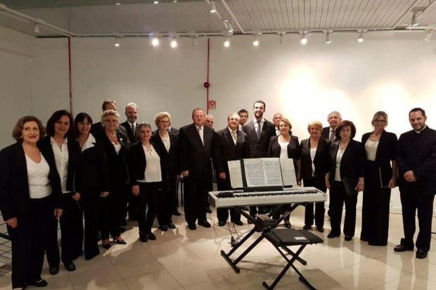 Museu dos Capuchinhos promove concerto com Vocal Aldo Locatelli neste sábado Margarete Beatriz Zanchin/Divulgação