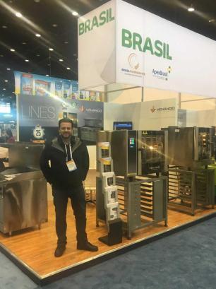 Empresário de Caxias do Sul ganha mercado nos Estados Unidos Bernardo Campos/divulgação