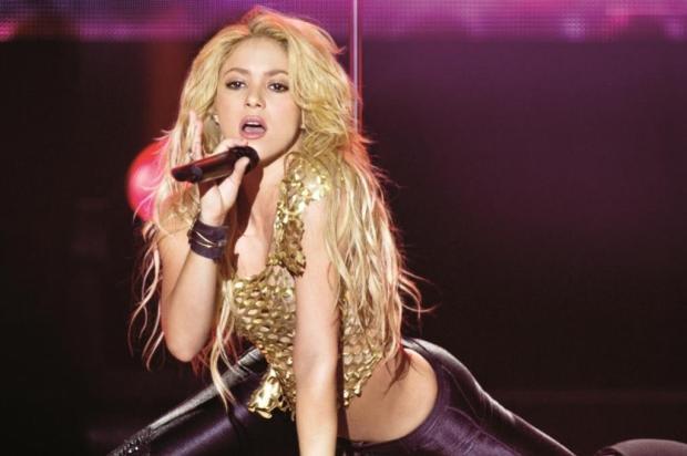 De R$ 115 a 500: saiba quanto custará o ingresso para o show da Shakira multishow/Divulgação