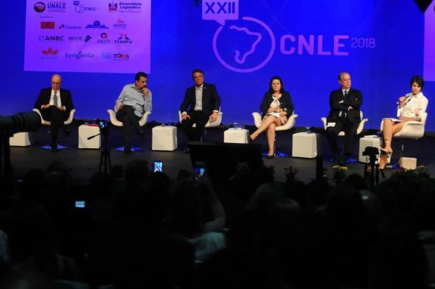 Presidenciáveis participaram de debate eleitoral antecipado em Gramado Lucas Amorelli/Agencia RBS