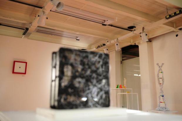 """Mostra """"Um Olhar Acadêmico sobre o Amarp"""" lança discussões sobre arte Diogo Sallaberry/Agencia RBS"""