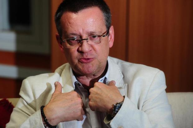 """""""Joaquim Barbosa é uma pedra bruta que precisava ser lapidada"""", diz Beto Albuquerque sobre companheiro de partido Diogo Sallaberry/Agencia RBS"""