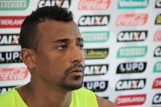Juventude contrata centroavante Elias para o restante da Série B Luiz Henrique/Figueirense