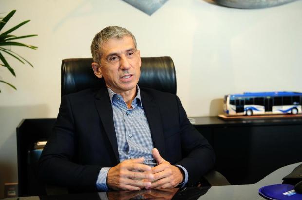 """Transporte coletivo: """"Não é a Visate que quer a tarifa a R$ 4,30 em Caxias"""", diz diretor da concessionária Diogo Sallaberry/Agencia RBS"""