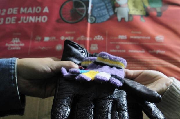 Campanha do Agasalho 2018 começa sábado, em Caxias do Sul Marcelo Casagrande/Agencia RBS