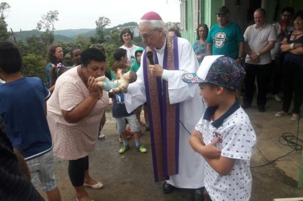 """""""O mínimo é pedir perdão"""", diz bispo de Caxias sobre caso de padre indiciado por agressão a ex-namorada Acervo pessoal/Divulgação"""