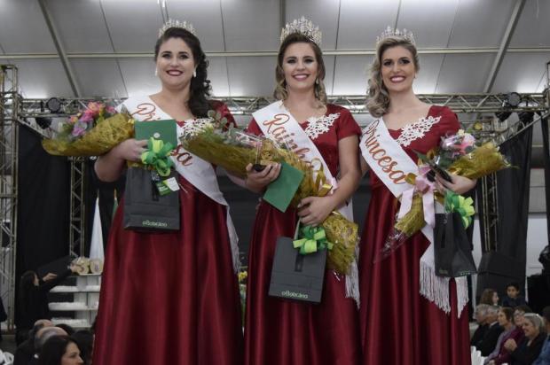 Vila Flores elege as soberanas da FestFlor Francine Ghiggi/Divulgação