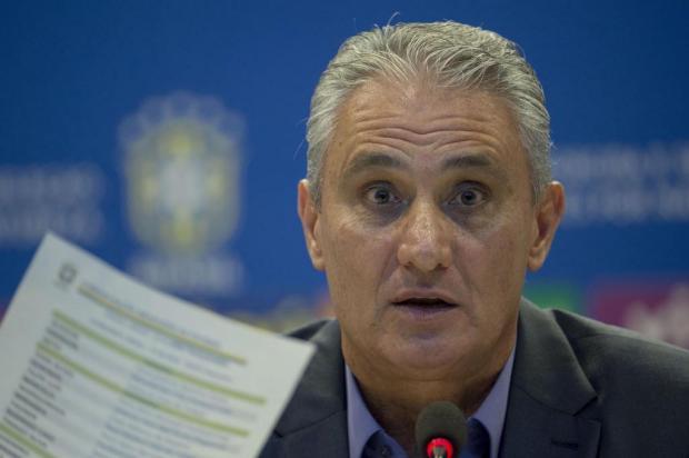 Confira os 23 jogadores convocados por Tite para a Copa do Mundo Mauro Pimentel/AFP