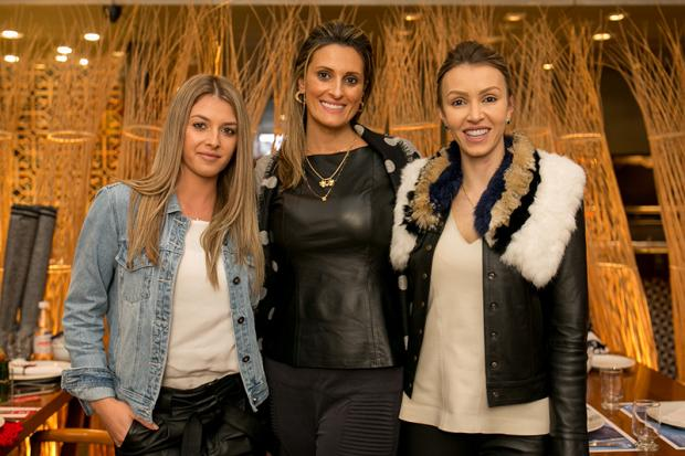 Gilvana Hoffmann reuniu personalidades no Leather Time Schutz Jeferson Deboni / Divulgação/Divulgação