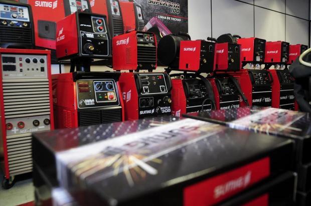 Saldão oferece máquinas de solda com até 60% de desconto em Caxias Marcelo Casagrande/Agencia RBS
