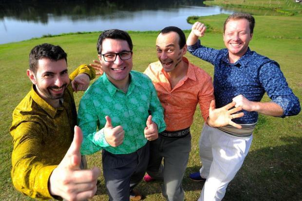Às vésperas de embarcar para México e Rússia, Yangos lança novo álbum nesta terça-feira, em Caxias do Sul Felipe Nyland/Agencia RBS