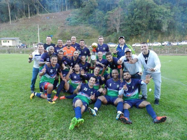 Esporte Clube Amizade conquista sétimo título da Copa Amigos Amizade  / Divulgação /Divulgação