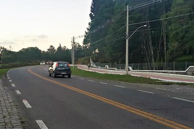 Prefeitura de Farroupilha estuda pedir redução do limite de velocidade na Rodovia dos Romeiros Arquivo/Prefeitura Municipal de Farroupilha