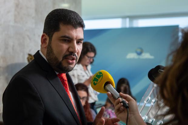 Ministro palestra em Encontro de Ferramentarias, em Caxias /