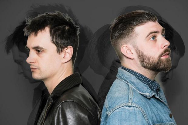 3por4: Criado em Londres, duo Lowly Hounds se apresenta em Bento Jacob Roos/Divulgação