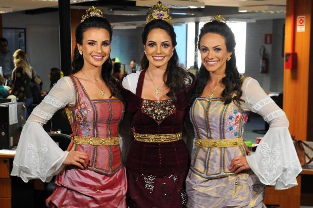 Você sabe quem foram as rainhas da Festa da Uva desde 1933? Confira a lista completa Felipe Nyland/Agencia RBS